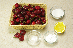 Cherry Swirl Ingredients