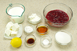 Ice Cream Ingredients