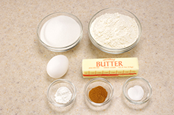 Cookie Ingredients