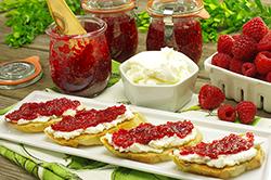 Raspberry Habañero Jam
