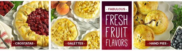 Fabulous Fresh Fruit Flavors