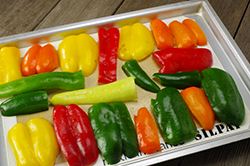Prepped Peppers