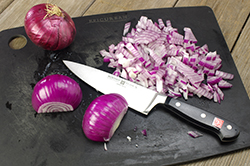 Dicing Onions