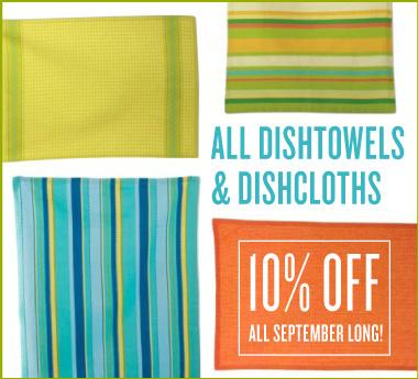 Dishtowels on Sale