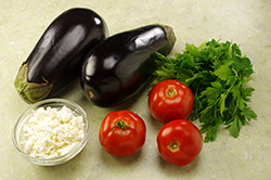 Eggplant Ingredients