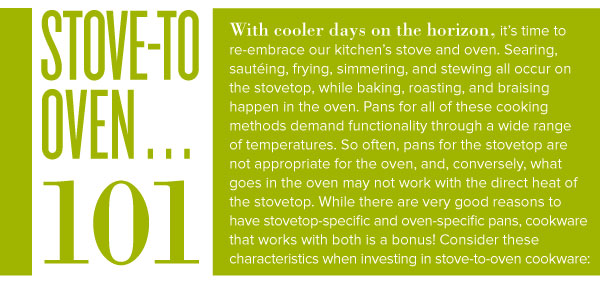 Stove-to-oven-101