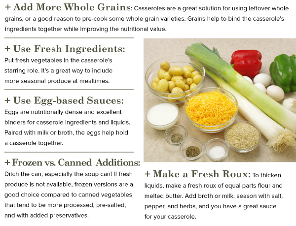 Add More Whole Grains...