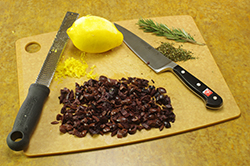 Lemon, Olive and Rosemary Add-Ins