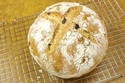 Olive Loaf Cooling