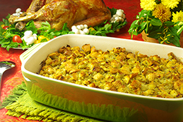 Old-Fashioned Do-Ahead Bread Stuffing