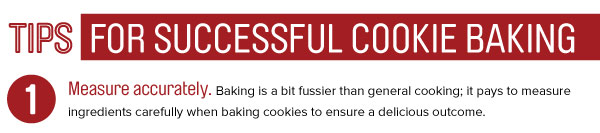 Tips for Successful Cookie Baking