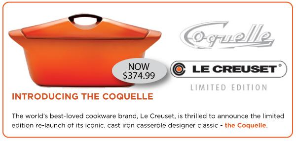 Le Creuset's Coquelle