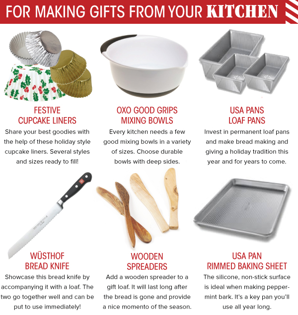For Making Gifts