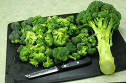 Cutting Broccoli