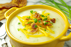 Too-Good-to-Be-True Baked Potato Soup