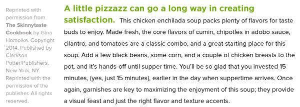 A little pizzazz goes a long way