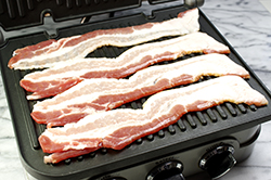 Bacon on the Griddle