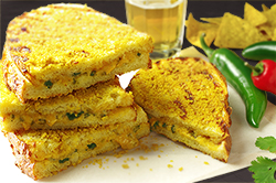 Jalapeño Popper Grilled Cheese Panini