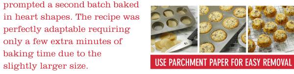 Use Parchment Paper
