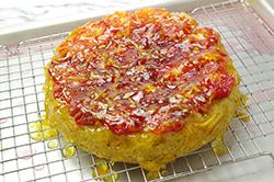 Marmalade on Cake