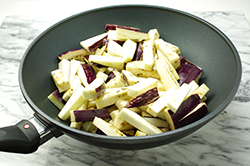 Eggplant in Wok
