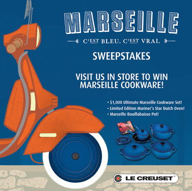 Marseille Sweepstakes