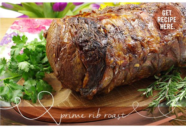 RECIPE: Prime Rib Roast
