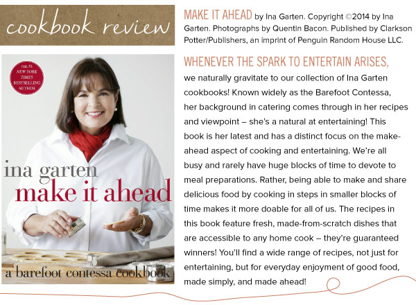 Cookbook Review