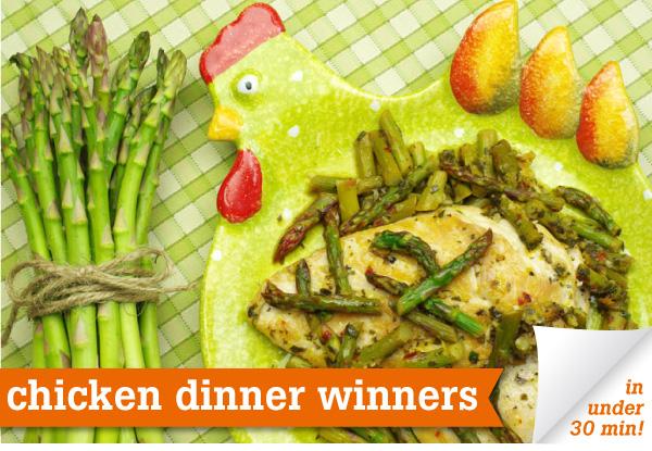 Chicken Dinner Winners