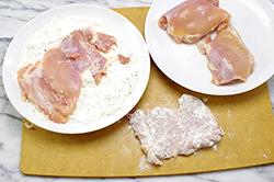 Dredging Meat