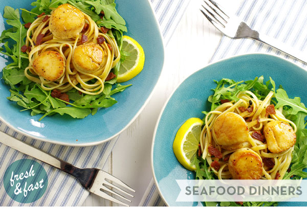 Fresh and Fast Seafood Dinners