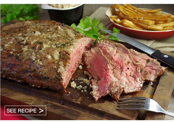 RECIPE: Bistro Steak and Frites