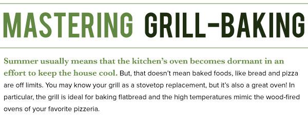 Mastering Grill-Baking