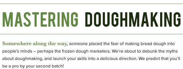 Mastering Doughmaking
