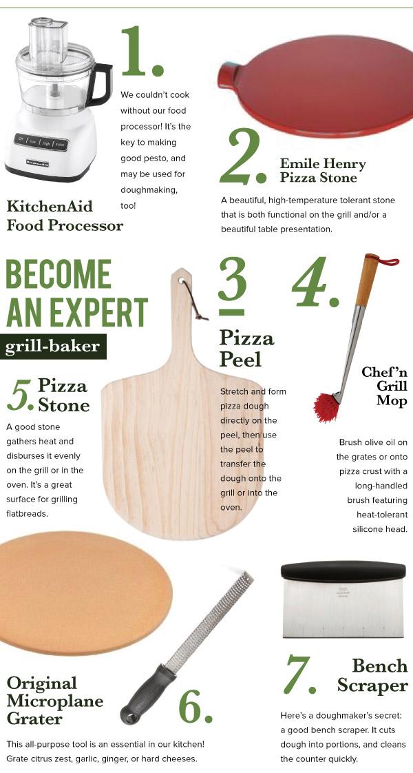 Bread Grilling Tools
