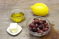 Olive Paste Ingredients