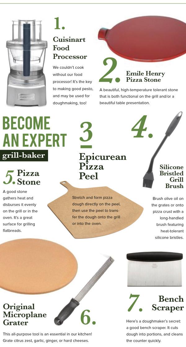 Expert Grill Baker Tools