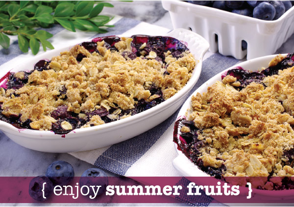 Enjoy Summer Fruits