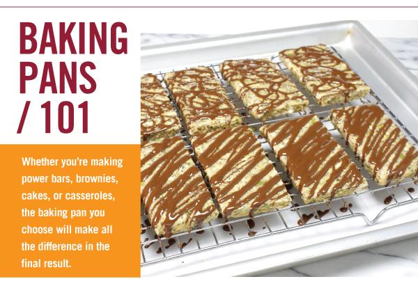 Baking Pans 101