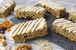Greek Yogurt Muesli Bars