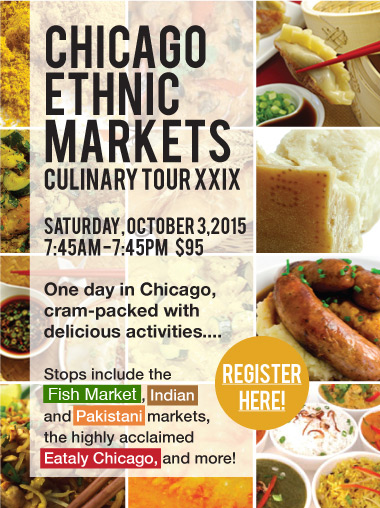Chicago Ethnic Markets Tour