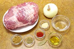 Pork Ingredients