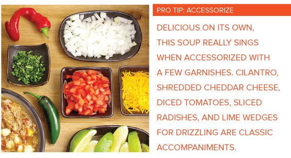 Pro Tip: Accessorize