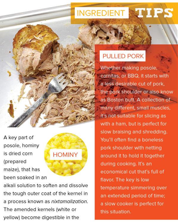 Ingredient Tips