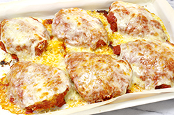 Baked Cutlets
