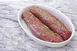 Rubbed Tenderloins