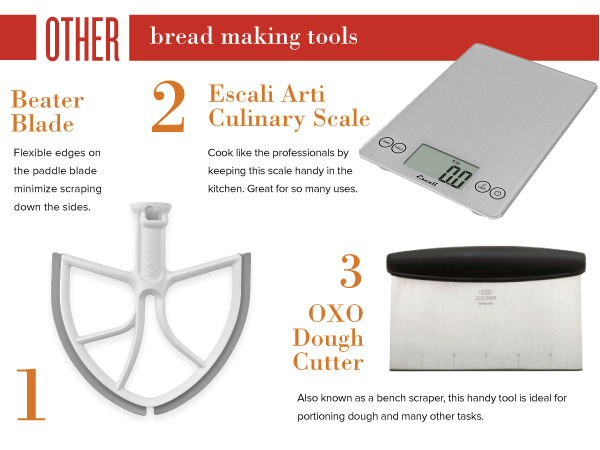 Other Bread Making Tools