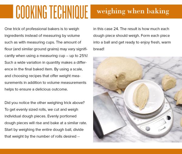 Cooking Technique