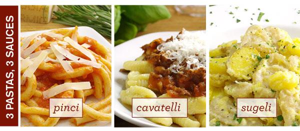 Fresh, Handmade Pasta