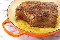 Seared Chuck Roast